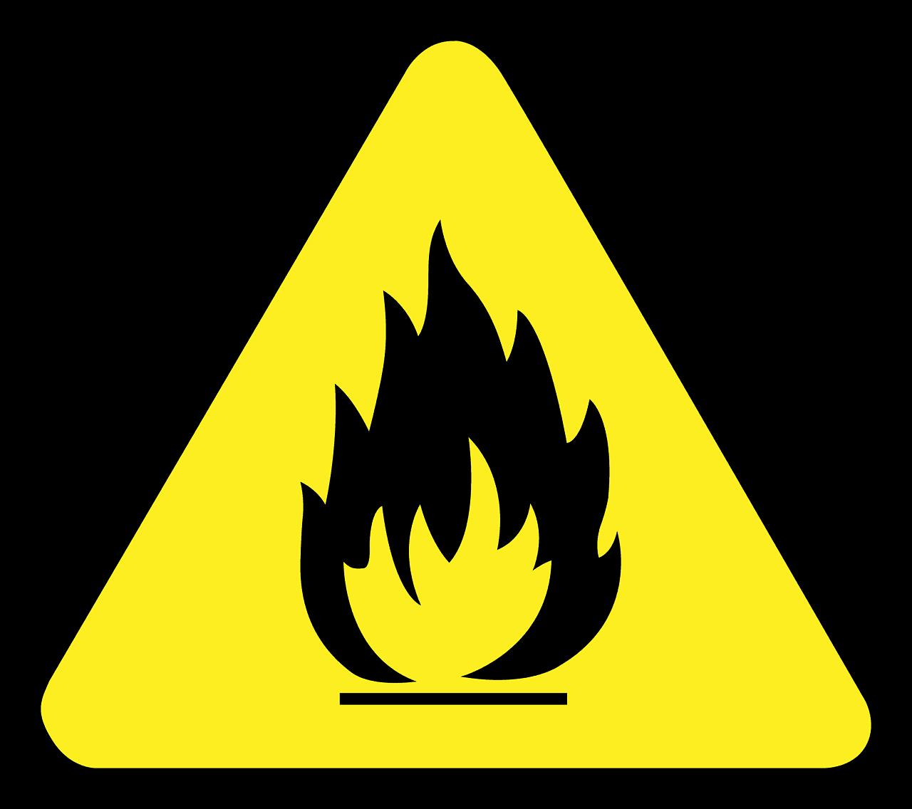 תמרור אש