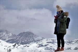 טיול ביעד קר