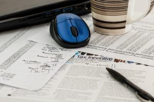 דפים של מיסים ועכבר
